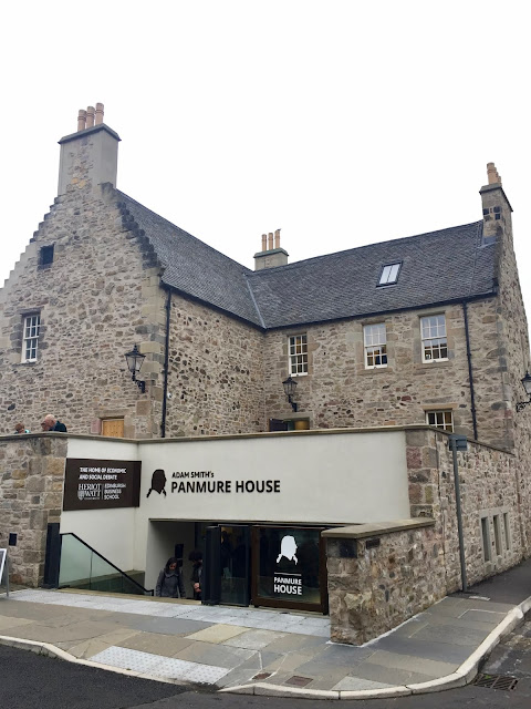 Adam Smith Panmure House, Edinburgh