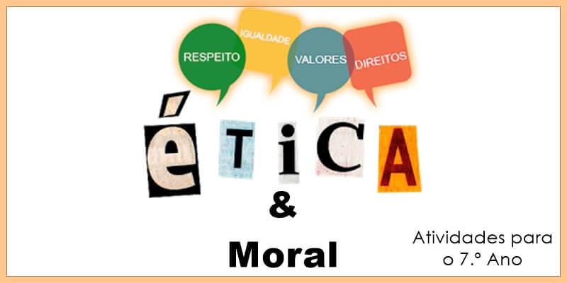 A cidadania enfocando os valores morais e éticos