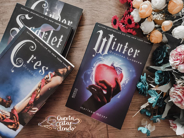 Resenha: Winter - Marissa Meyer