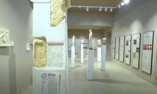 Ο Διευθυντής του Μουσείου, Επίκουρος Καθηγητής του Τμήματος Ιατρικής κ. Κωνσταντίνος Τρομπούκης μας ξεναγεί ψηφιακά στις αίθουσες του Μουσείου όπου φιλοξενούνται εκθέματα σχετικά με την Ιατρική επιστήμη κατά θεματικές περιοχές: Αρχαία Ιατρική, φαρμακευτικά φυτά και βότανα, φαρμακεία, κλινικές, εξοπλισμός 19ου και 20ου αιώνα, νομίσματα, γραμματόσημα, απεικονίσεις ιατρικών θεμάτων και εικόνες ιατρών που αγίασαν.