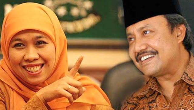 Harus Dicontoh Daerah Lain, Kandidat Pilgub Jatim Sama-sama Kader NU