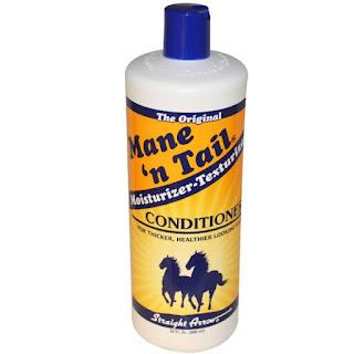 بلسم ذيل الحصان  Mane 'n Tail, Conditioner, Moisturizer-Texturizer, 32 fl oz (946 ml)