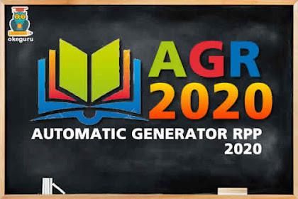Tutorial Instalasi AGR2020 v1.0