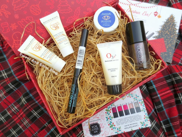 My Envy Box December 2015