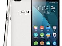 Cara Flashing Huawei Honor 4X Che2-L11 Via Sd Card