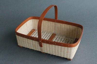 Eric Taylor Cottage Garden #2 Basket