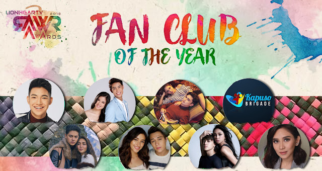 fans club of the year
