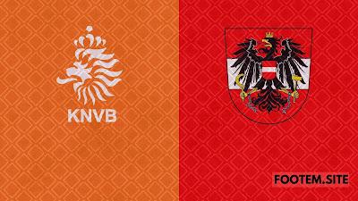 Netherlands vs Austria