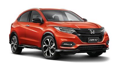 Honda HR-V 2019-2018