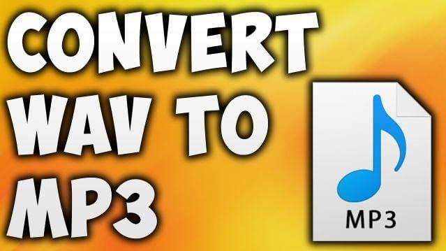 كيفية, تحويل, WAV, إلى, MP3, على, جهاز, يعمل, بنظام, ويندوز