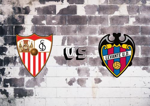 Sevilla vs Levante  Resumen