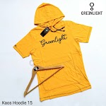 KAOS HOODIE GREENLIGHT KH15