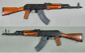 forpoliceman-AKM ASSAULT RIFLE