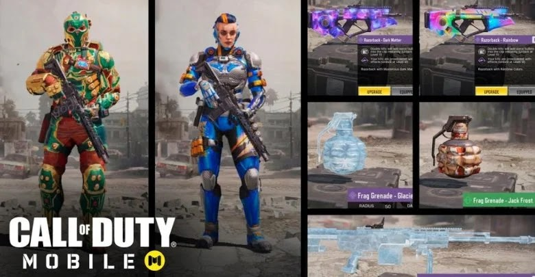 How to get skins in Call of Duty: Mobile