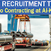 Required Staff for Aramco Contracting Project - Saudi Arabia | Attractive Salary & Benefits