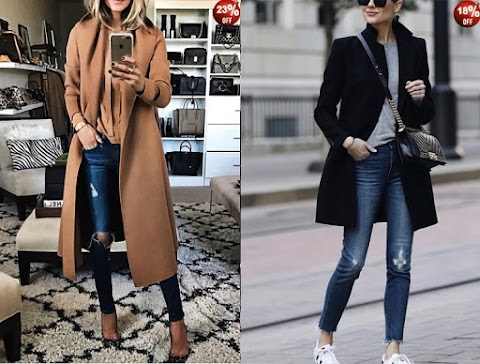 Women Coats and Sweater : The Best Thing You'll See Today