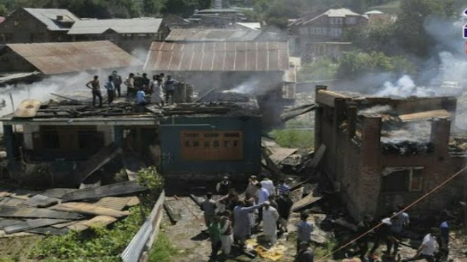 Jammu Kashmir - 2 terrorists killed in Shopian encounter, like Mohammed's top commander Sajjad Afghani killed