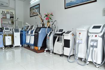 www.123nhanh.com: Cung cấp thiết bị thẩm mỹ chính hãng cho spa