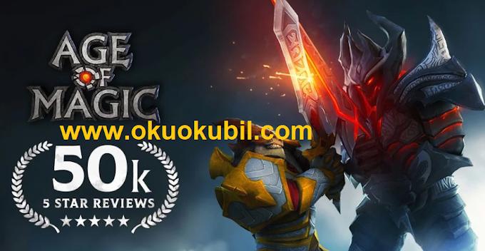 Age of Magic 1.19  5 Kahraman Apk + Mod İndir 2020 ( Druidler, Changelings, Dragonkin )