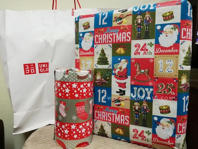 MERRY CHRISTMAS, DAPAT HADIAH KRISMAS DARI BOSS !