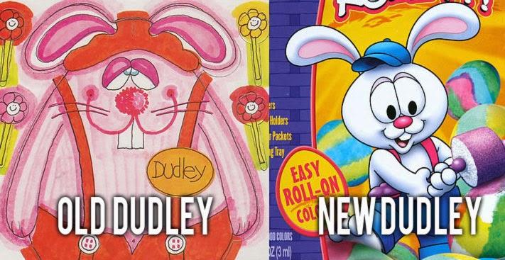 Historys Dumpster Dudleys Easter Egg Colouring Kits