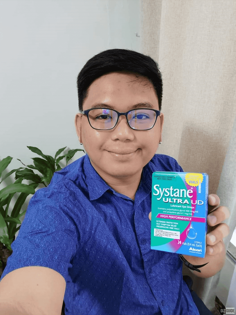 Systane Ultra UD Lubricant Eye Drops is a preservative and formula free eye drops