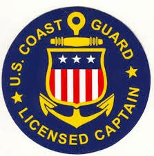 USCG Licensed Captain - Masters