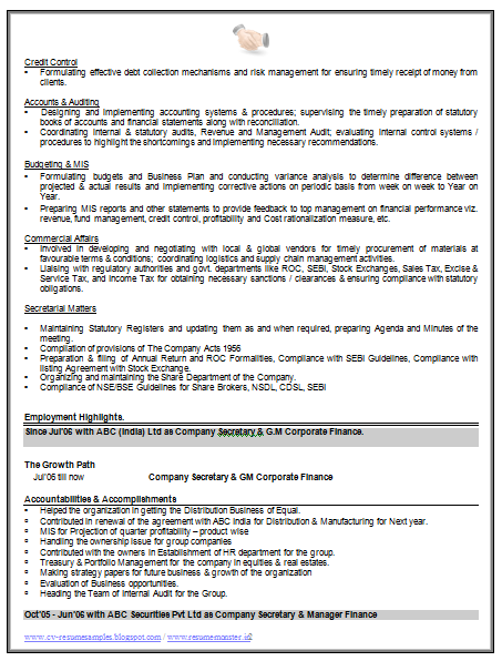 3 Gregory L Pittman Hedge Fund Accountant Resume Template