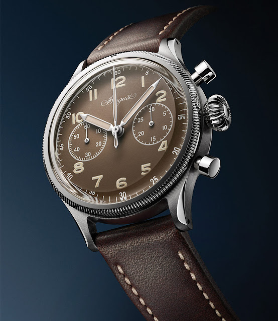 Breguet Type 20 Only Watch 2019 (ref. 2055ST/Z5/398)