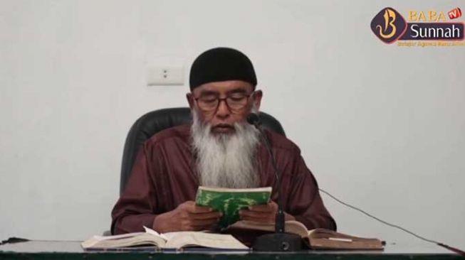 Sebut NU-Muhammadiyah Sesat hingga Larang Belajar dengan UAS, Ustadz Ini Akhirnya Minta Maaf