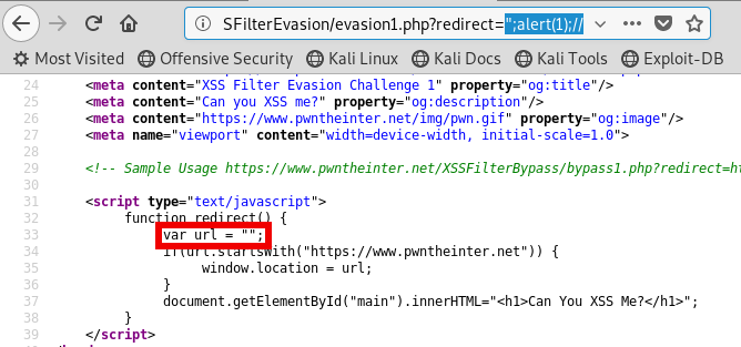 Reigning Shells: XSS Filter Evasion - No !#$()*