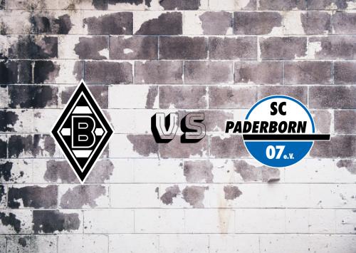 Borussia M'gladbach vs Paderborn  Resumen