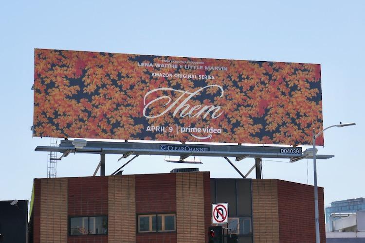 Them series premiere billboard