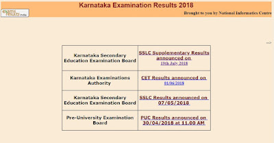 when SSLC supplementary result