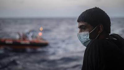 πρόσφυγες και μετανάστες Στην εποχή του Covid-19