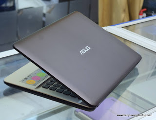 Jual ASUS VivoBook X441N ( Celeron N3350 ) Banyuwangi