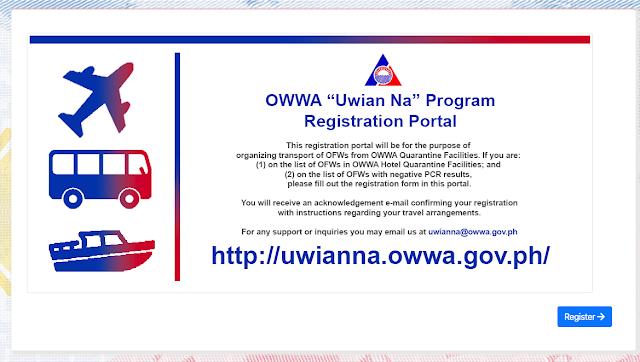OWWA UWIAN Program