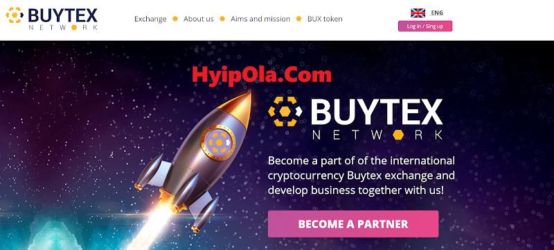 [SCAM] Review BuyTex - Dự án MLM đẳng cấp - Lãi up 5.77% hằng tuần