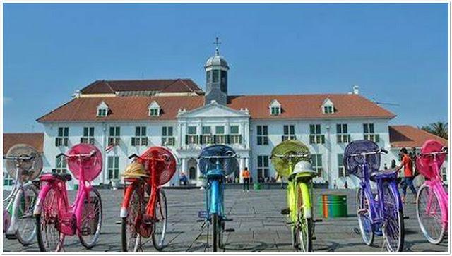 Kawasan Kota Tua;Destinasi Wisata Jakarta