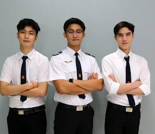 หลักสูตรวิศวกรรมการบินและนักบินพาณิชย์ สจล. เปิดรับตรงร่วมกัน รอบที่ 3 ระหว่างวันที่ 17 – 29 เมษายน 2562