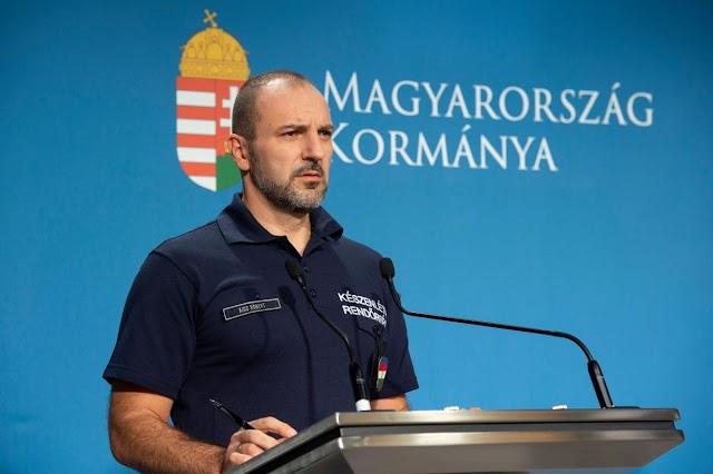 Operatív törzs: a hétvégén 142 alkalommal intézkedtek a rendőrök