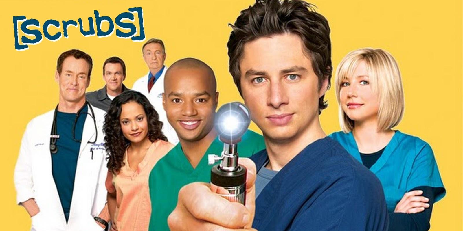 Scrubs medici ai primi ferri serie TV