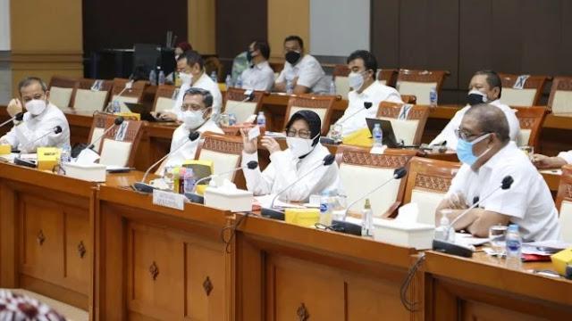 Komisi VIII DPR Ketuk Palu Anggaran bagi Anak Yatim Piatu Rp11,3 T