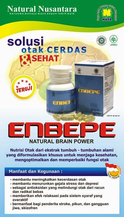 natural brain power nasa, natural brain power enbepe, natural brain power jogja, distributor natural brain power, toko kasimura, toko herbal kasmura, kasimura herbal
