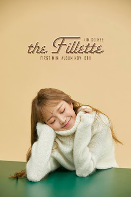 yakni seorang penyanyi solo asal Korea Selatan yang debut dibawah agensi The Music Works Profil Kim So Hee