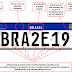 Placa Mercosul começa a ser adotada em Pernambuco