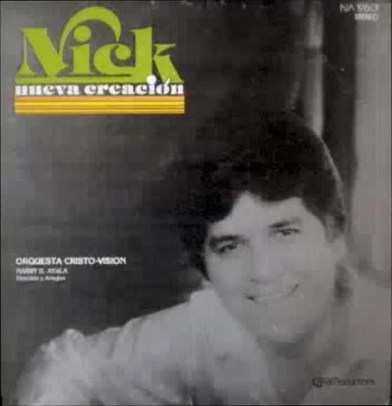 Nick Acevedo-Nueva Creación-
