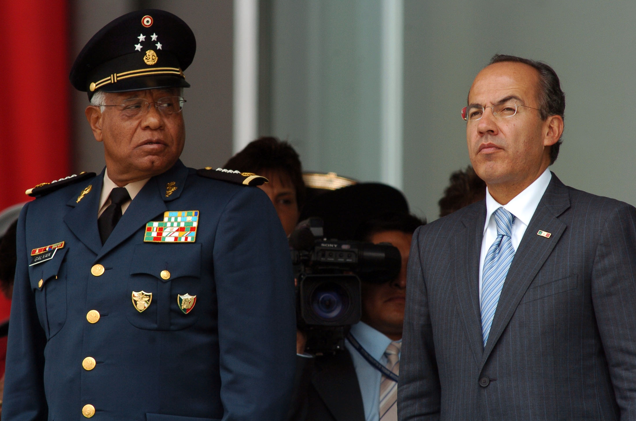Calderón encarcelaba a cualquier militar o policía que le advirtiera sobre los nexos de García Luna con el Cártel de Sinaloa