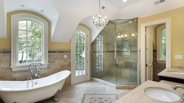 master bath shower remodel ideas photo