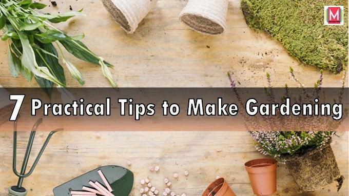 7 Practical Tips to Make Gardening Easier